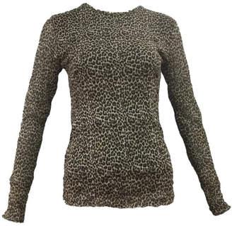 Femme Fatale Double Layer Leopard Top