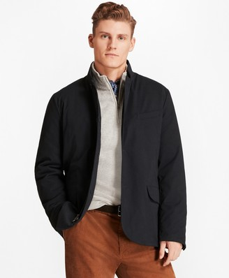 Brooks Brothers Nylon Hybrid Jacket