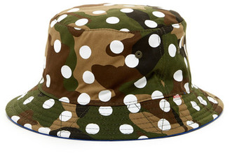 Herschel Supply Co. Lake Reversible Bucket Hat - S-M $29.99 thestylecure.com