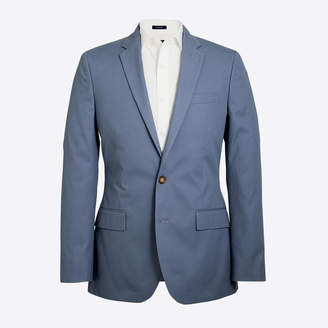J.Crew Factory Slim-fit Thompson suit jacket in chino