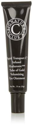 Signature Club A Rapid Transport C Infused Hyaluronic 1000 Tube of Gold Volumizing Eye O