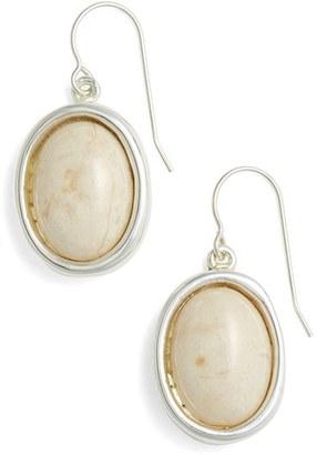 Women's Simon Sebbag Oval Drop Earrings $98 thestylecure.com