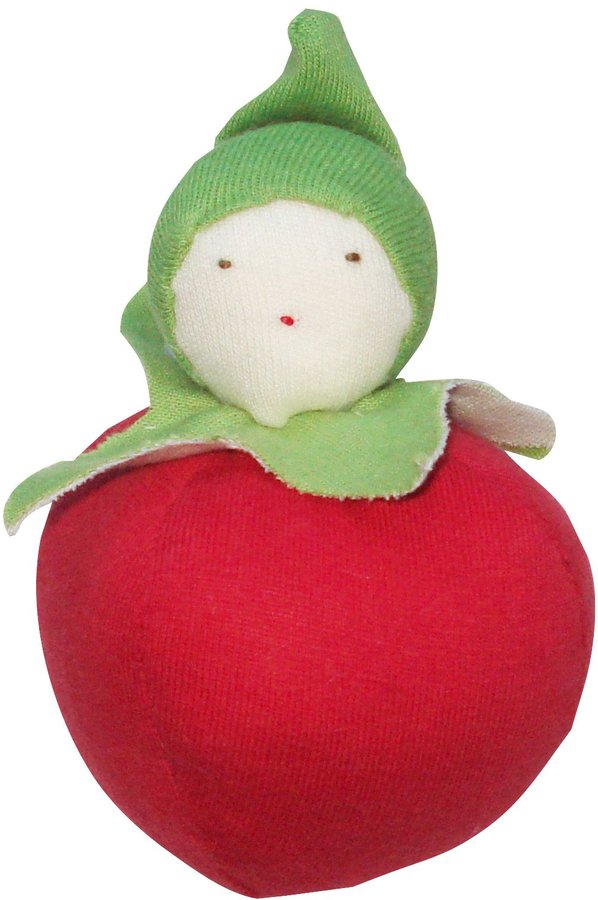 Under the Nile Organic Tomato Toy