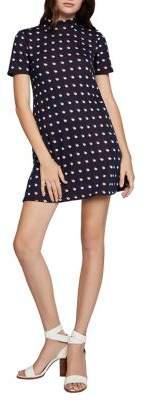 BCBGeneration Double Dot A-Line Dress