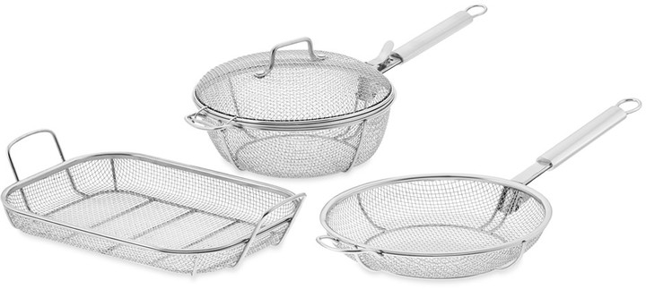 Williams-Sonoma Mesh Outdoor Cookware, Set of 3