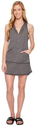 Nike Hooded Dress Cover-Up Women's Swimwear
