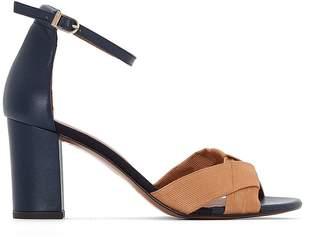 Elia HEYRAUD Leather Sandals