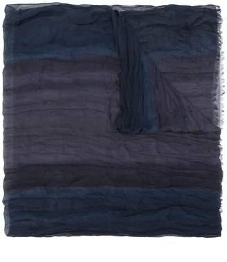 John Varvatos ombre scarf