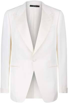 Tom Ford Shelton Single-Breasted Wool Blazer