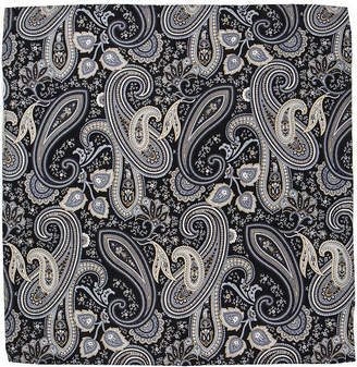 COLLECTION Collection by Michael Strahan Paisley Pocket Square