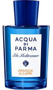 Acqua di Parma Women's Blu Mediterraneo Arancia di Capri Eau de Toilette