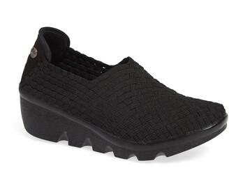 Bernie Mev. Shianne Wedge Sneaker