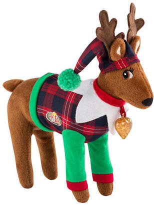 ELF ON THE SHELF Elf Pets A Reindeer Tradition Plush Toy & Book Set - French Version