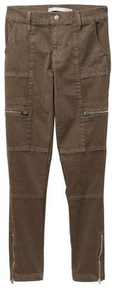 Tractr Cargo Pocket Crop Pants (Big Girls)