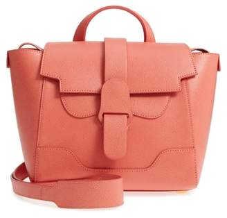 Senreve Mini Maestra Leather Satchel