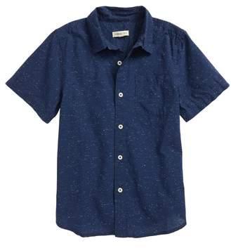 Slub Woven Shirt