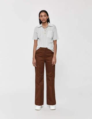 Acne Studios Portia Double Pocket Trouser
