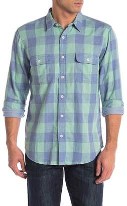 Faherty BRAND Belmar Long Sleeve Shirt