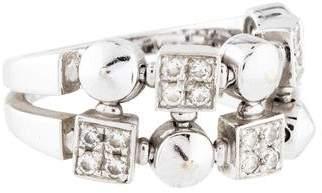 Bvlgari 18K Diamond Lucea Ring