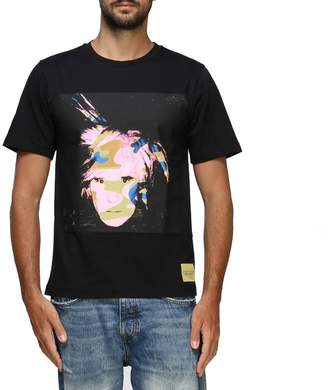 Self-Portrait CKJ WARHOL T-shirt T-shirt Men Ckj Warhol
