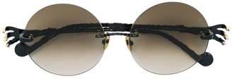 Karlsson Anna Karin round sunglasses