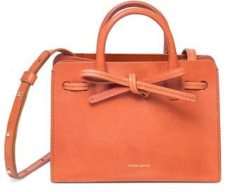 Mansur Gavriel Brandy Mini Mini Sun Bag - Brick
