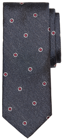 Brooks Brothers  Heathered Dot Tie