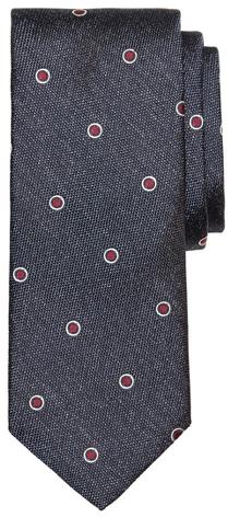 Brooks Brothers Heathered Dot Tie