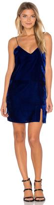 Line & Dot Natalie Slip Dress $110 thestylecure.com