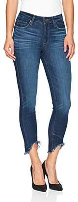 Paige Women's Hoxton Ankle Petite Jeans