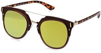 A. J. Morgan A.J. Morgan Flat Rectangular Sunglasses