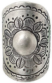 """Novica Artisan Crafted Sterling """"Sunflower Blooming"""" Ring"""