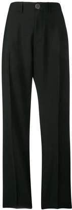 Loewe tailored wide leg trousers