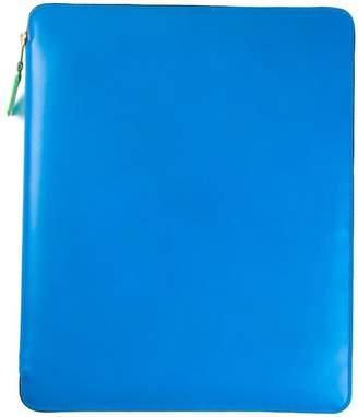 Comme des Garcons (コム デ ギャルソン) - Comme Des Garçons Wallet Super Fluo iPad ケース
