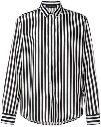 Christian Pellizzari striped shirt