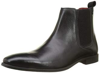 Base London Men's Guinea Chelsea Boots Black Size: