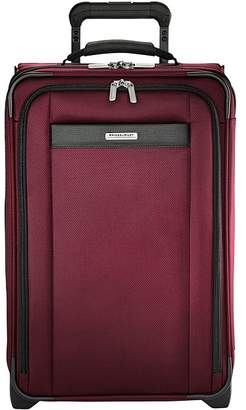 Briggs & Riley Transcend VX Tall Carry-On Expandable Upright Luggage