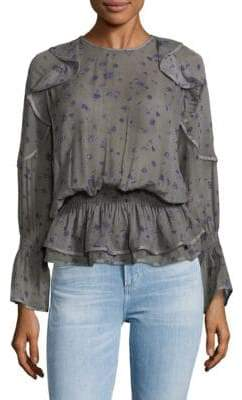 IRO July Printed Top