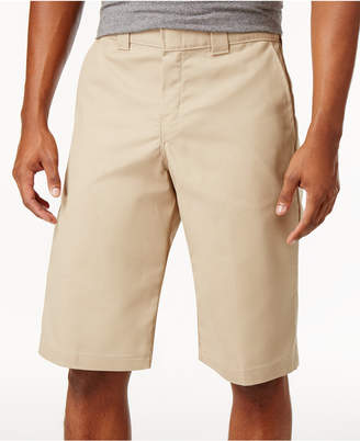 Dickies Men's Flex Relaxed-Fit Twill Work Shorts $40 thestylecure.com