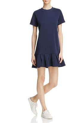 Honey Punch Flounce Tee Dress $50 thestylecure.com