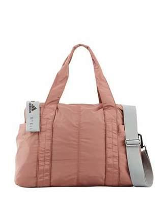 adidas by Stella McCartney Shipshape Mesh Gym Bag