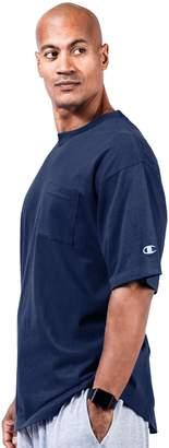 Champion Big Tall Men`s Short Sleeve Pocket Jersey Tee, CH310