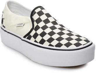 Vans Asher Women s Platform Skate Shoes b38591178