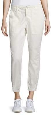 Amo Army Twist Utility Cropped Pants