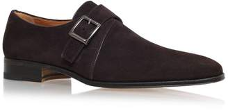 Stemar Single Buckle Monk Shoe