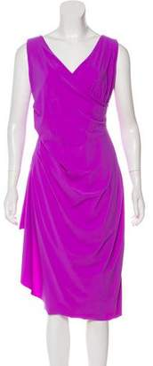 Chiara Boni Sleeveless Midi Dress w/ Tags