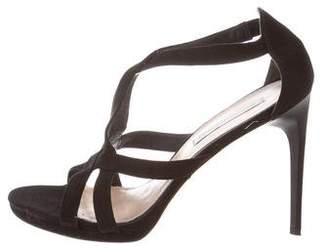 Diane von Furstenberg High-heel Crossover Sandals