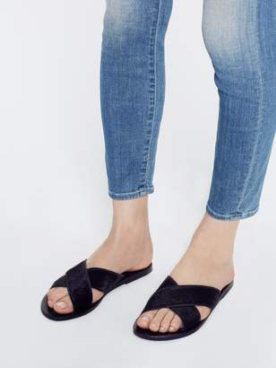 Ancient Greek Sandals Thais - Black