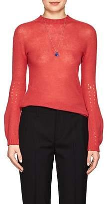 Giorgio Armani Women's Cashmere Bell-Sleeve Sweater