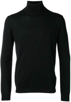 Roberto Collina cashmere roll neck jumper